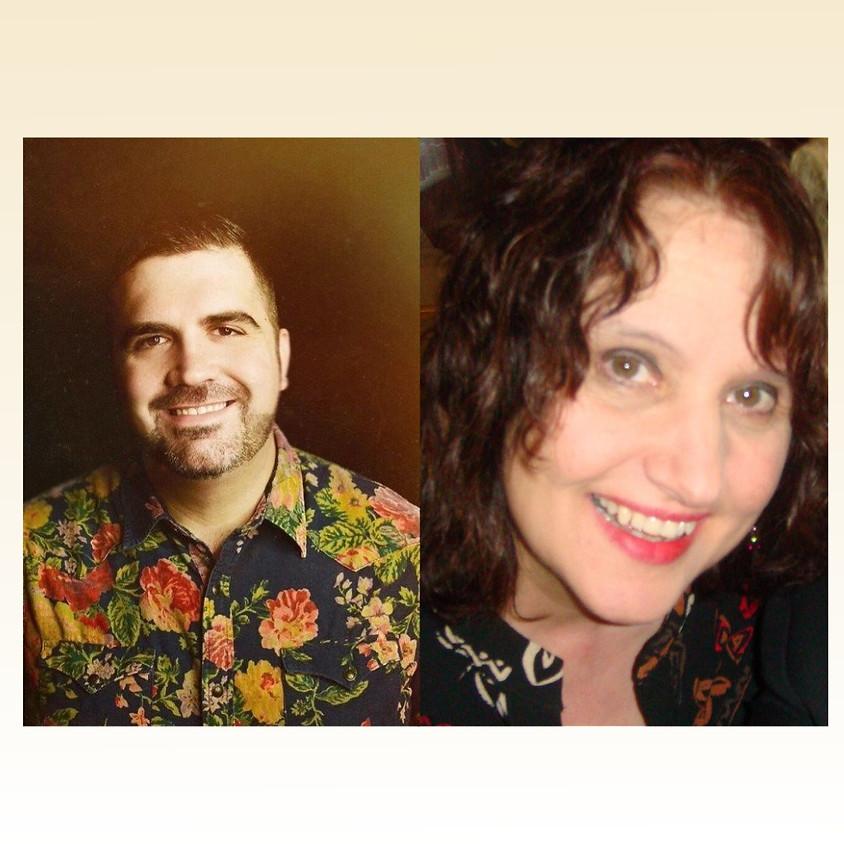 Spirits' Messages & Mysteries with Thomas John & Sharon Anne Klingler