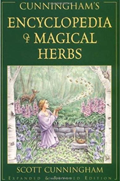 Encyclopedia Of Magical Herbs