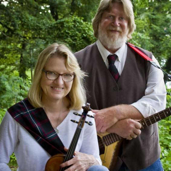 Sue Tillotson, Jim Cunningham, & the Bonnie Loch Fiddlers