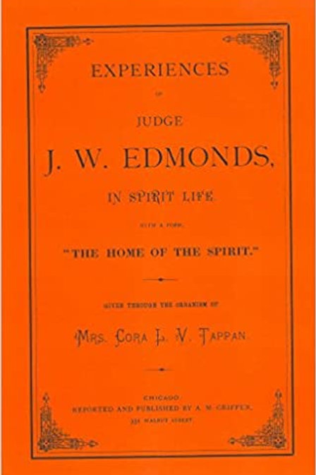 Experiences Of Judge Jw Edmonds