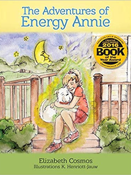 Cosmos The Adventures Of Energy Annie