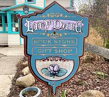 Lily Dale Bookstore
