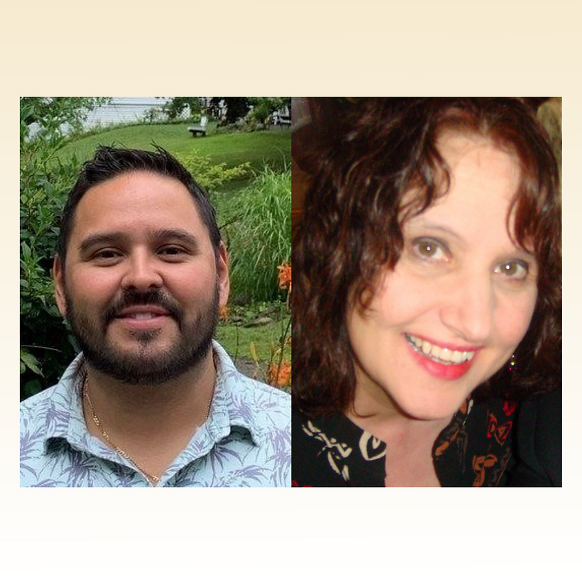A Morning with the Spirits with Felix Lee Lerma & Sharon Anne Klingler