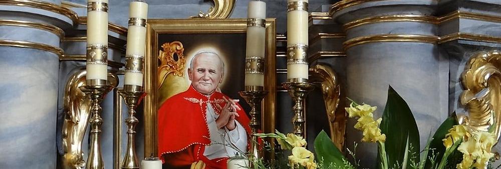Shrine to John Paul II in Rzeszow, Poland (Adam Jones/Creative Commons)