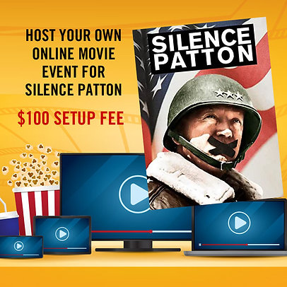 Silence Patton Online Movie Event Set-Up Fee