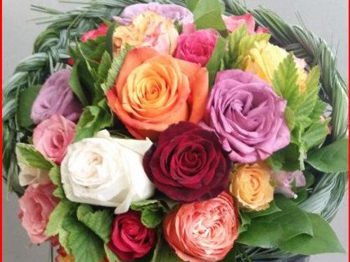 Bouquet 8 Arc en Ciel
