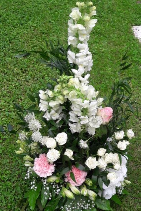 Composition florale de cérémonie