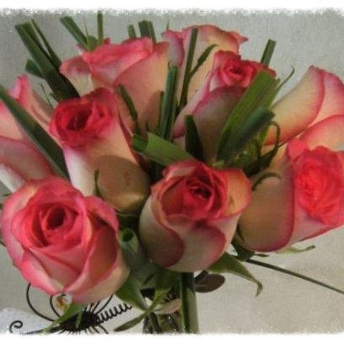 Bouquet 19 Spécial Demoiselle