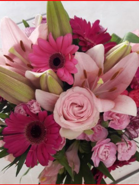 Bouquet 4 MY FAIR LADY