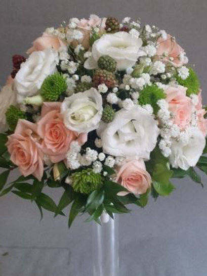 Bouquet 2 piqué sur poignée