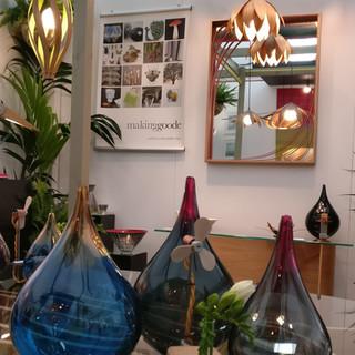 Making Goode gallery at Handmade at Kew