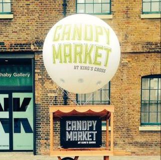 Canopy Market King's Cross