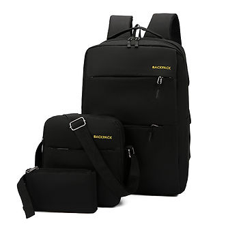 3 pack Bagpack