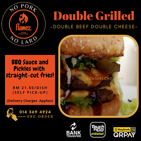 Double BBQ Cheese Beef Burger .png
