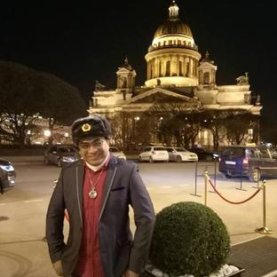 Destination: St. Petersburg