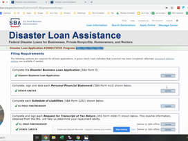 [Video] How to Apply for SBA Loan Assistance