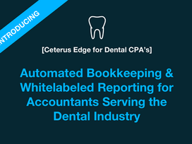 Introducing Ceterus for Dental CPAs