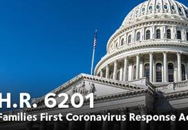 H.R. 6201, the 'Families First Coronavirus Response Act'