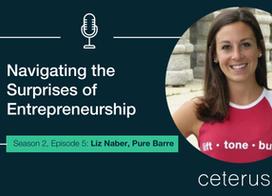 Small Business Edge Podcast: Navigating the Surprises of Entrepreneurship with Liz Naber
