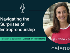 Small Business Edge Podcast: Navigating the Surprises of Entrepreneurship with Liz Naber