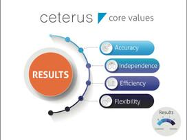 Ceterus: Our 5 Core Values