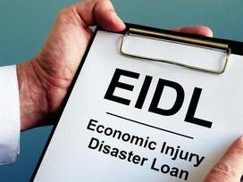Economic Injury Disaster Loan (EIDL) Program Update