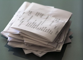 I Bought...What? 7 Strategies to Organize Receipts like a Boss