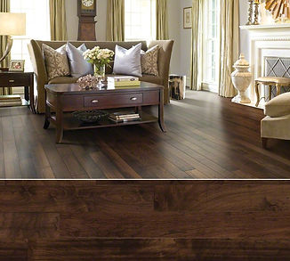 I want new hardwood floors. We have a great selection of hardwood floors in many different woods and finishes.