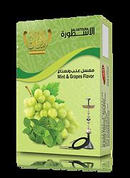 Mint & Grapes