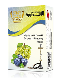 Grapes & Blueberry