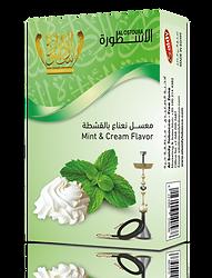 Mint & Cream