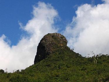 Pico do Boné | Crédito: Arquivo