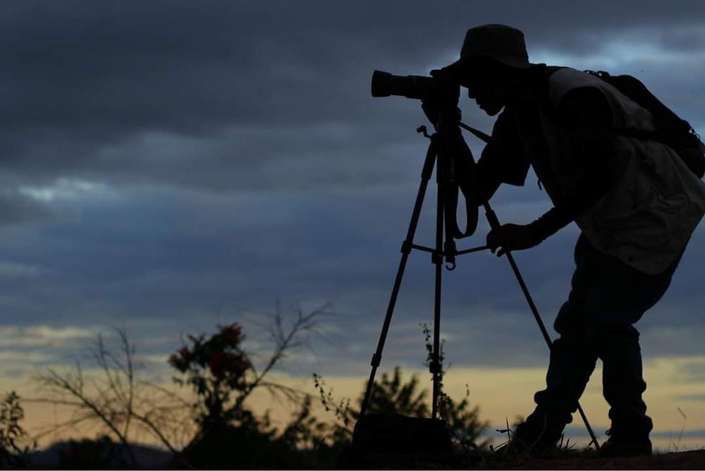 Fotógrafo Shakal Carlos de Miradouro-MG