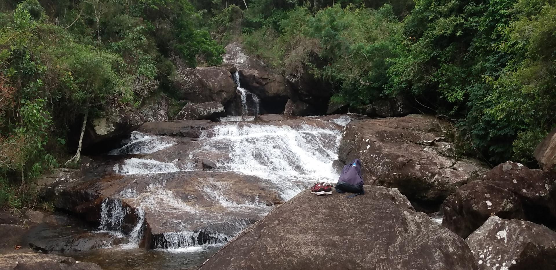 Cachoeira Fazenda do Remanso