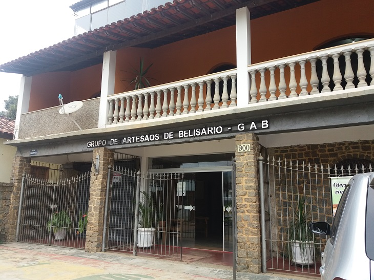 Belisário, distrito de Muriáe