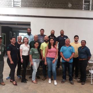 Condutores da Serra do Brigadeiro participam de capacitação do IF Sudeste