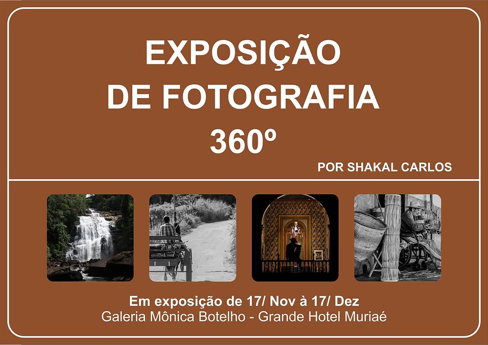 Mostra 'Exposição de Fotografia 360°