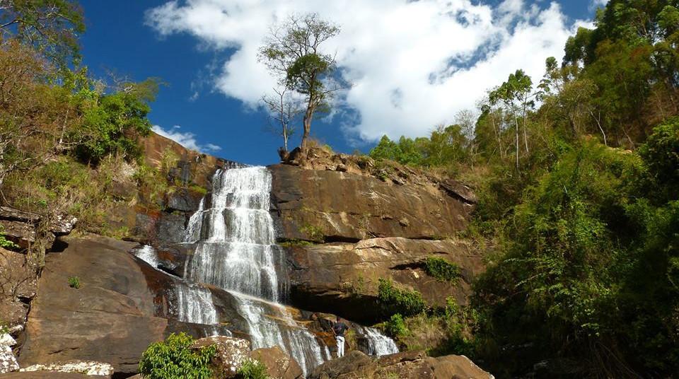 Cachoeira do Boné