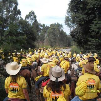 Cavalgada Aldeia da Vida: Projeto de amor pela Serra do Brigadeiro