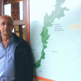 Portal entrevista gerente do Parque Estadual Serra do Brigadeiro, José Roberto Mendes