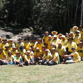 Cavalgada Aldeia da Vida realiza seu 117º evento no entorno da Serra do Brigadeiro