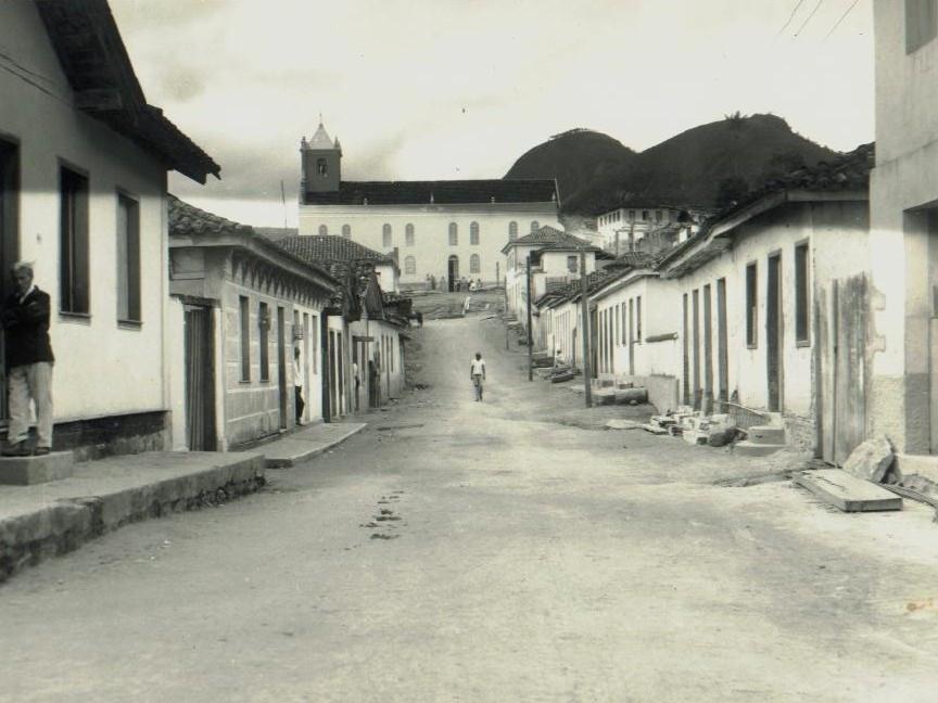 Araponga no passado  - Arapongatur