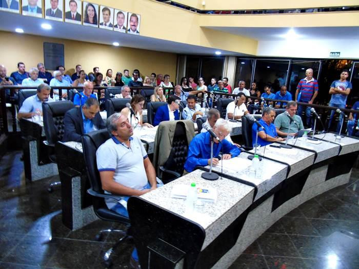 Câmara aprova Plano Diretor de Muriaé que cria área livre de mineração na Serra do Brigadeiro Foto: Câmara Muriaé
