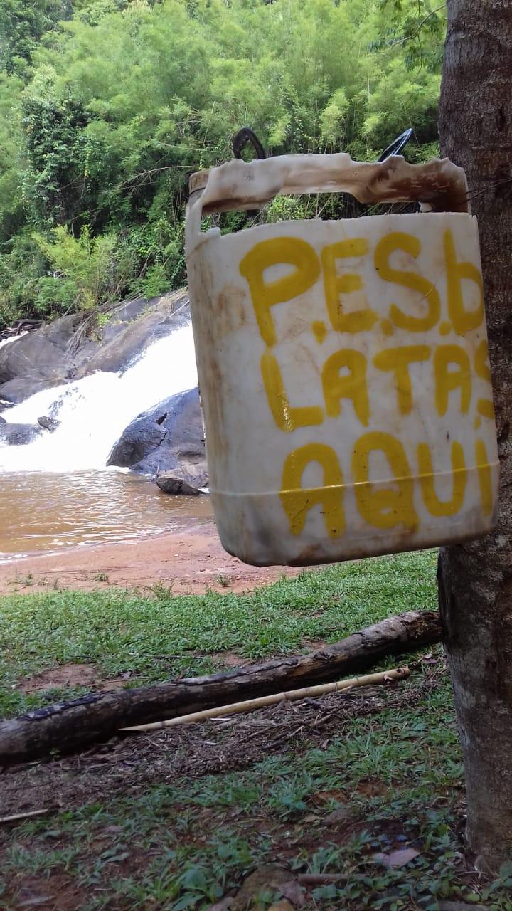 Campanha Brigadeiro na Lata \ Crédito: Silvan Vital