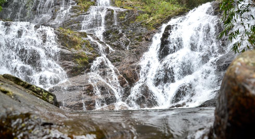 Cachoeira Sementes na Serra do Brigadeiro