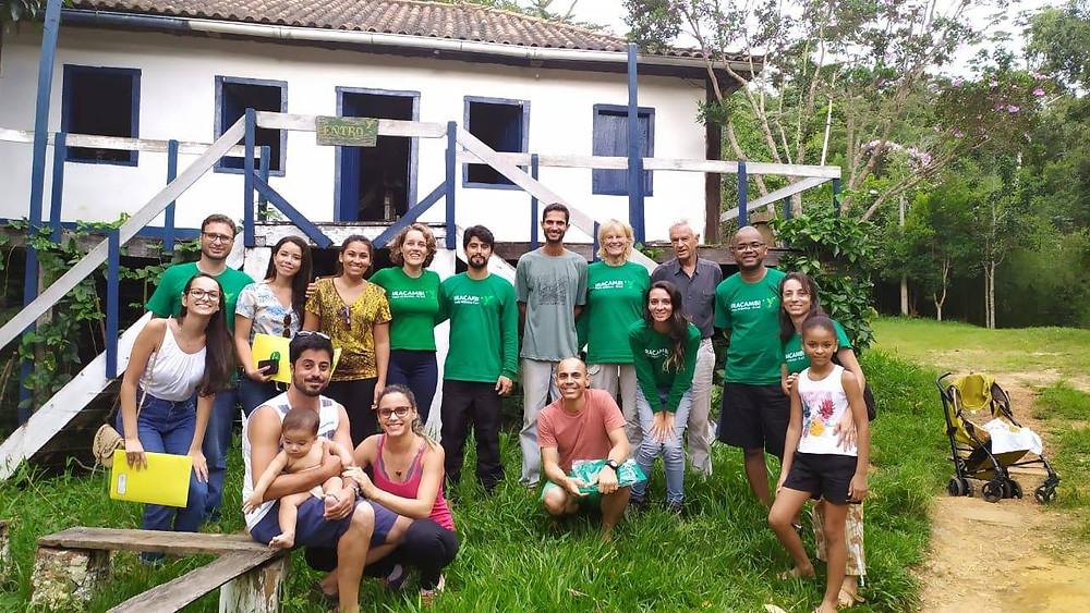 Oscip Iracambi abre vaga para Coordenador de Voluntários e Visitação Temporária