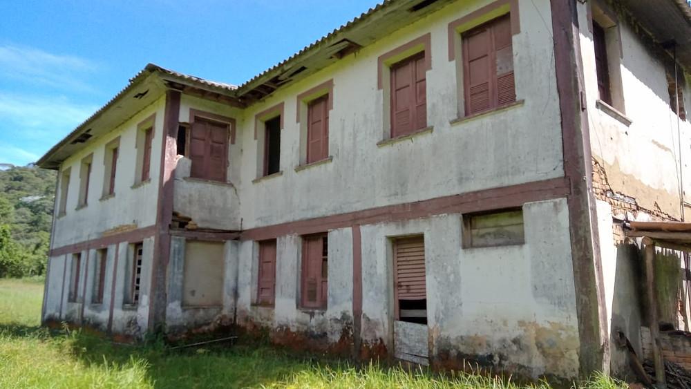 IEF afirma que verba indenizatória será destinada para restauração da Casa do Brigadeiro