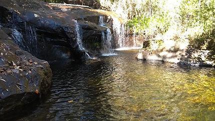 Cachoeira do Pico do Boné, em Araponga-MG, na Serra do Brigadeiro