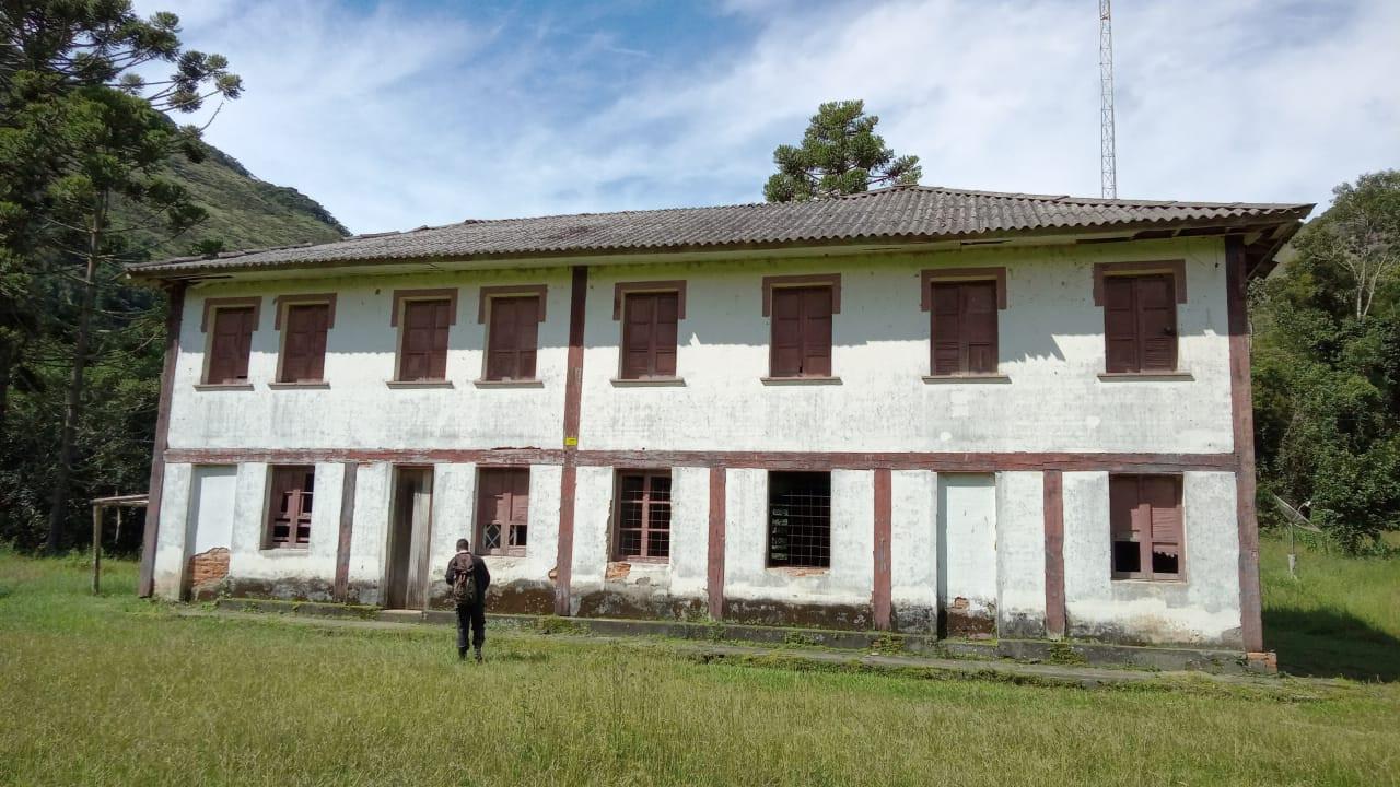 Casarão da Fazenda do Brigadeiro é fechado de forma temporária devido problemas estruturais