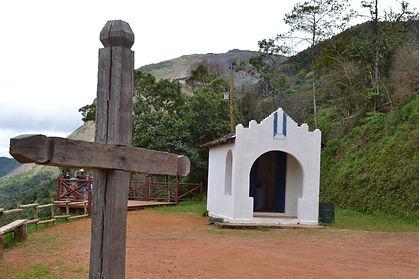 Capela e Mirante da Serra do Brigadeiro